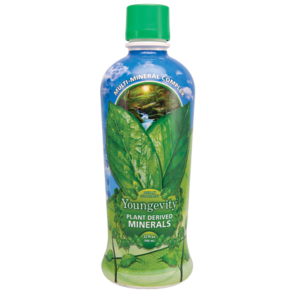 Dr. Wallach's Majestic Earth Minerals 32 OZ